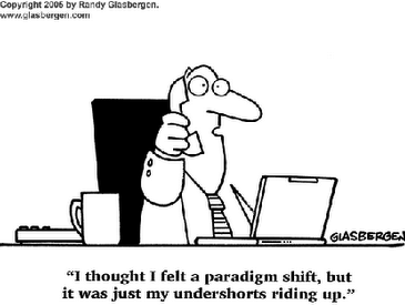 paradigm shift funny