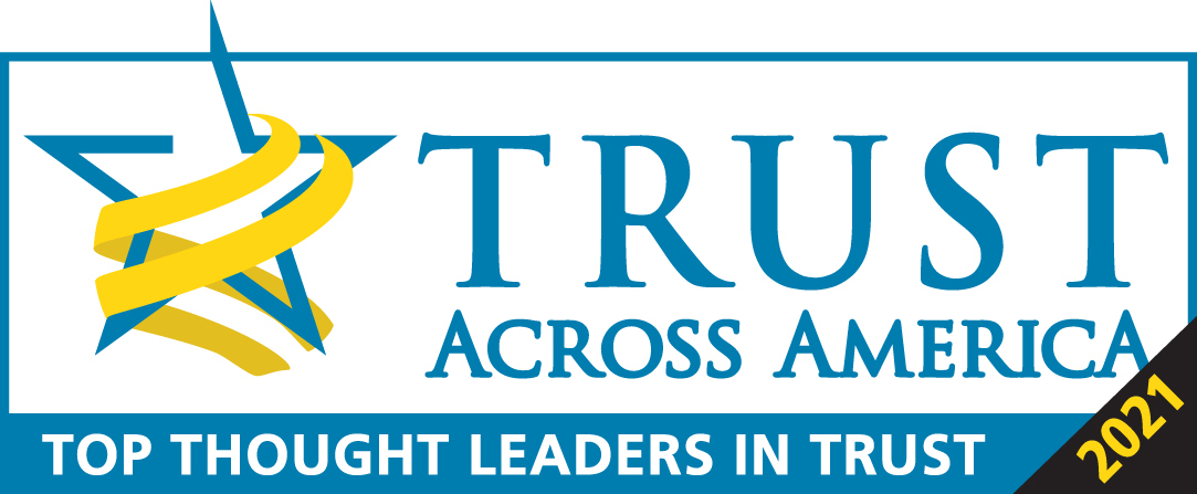 CEO Karin Volo has been named as a Top Thought Leader in Trust in 2020 and in 2021.